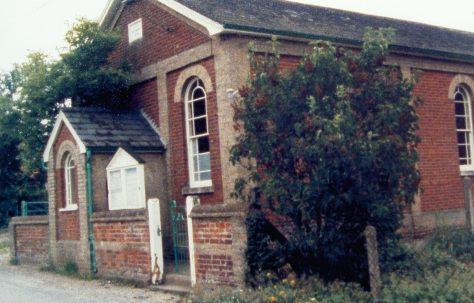 Sloley Primitive Methodist chapel