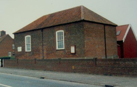 Smallburgh Primitive Methodist chapel