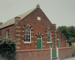 South Repps Primitive Methodist chapel | Keith Guyler 1987
