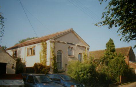 Sparham Primitive Methodist chapel