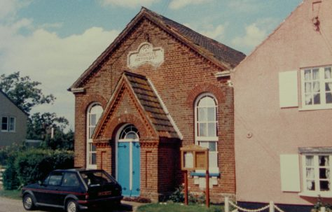Colkirk Primitive Methodist chapel