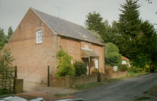 Field Dalling Primitive Methodist chapel | Keith Guyler 2000
