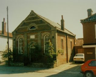 Foulsham Primitive Methodist chapel | Keith Guyler 1987