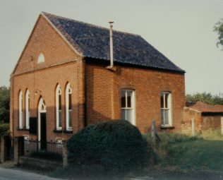 Fulmodestone Primitive Methodist chapel | Keith Guyler 1987