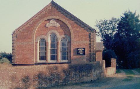 Great Snoring Primitive Methodist Chapel, Norfolk