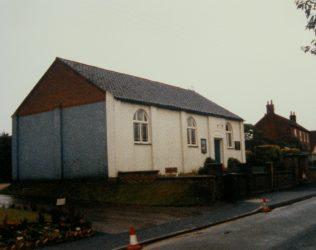 1845 Hindringham Primitive Methodist Chapel in 1987 | Keith Guyler 1987