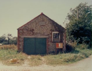 former Horningtoft Primitive Methodist chapel | Keith Guyler 1987