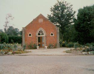 Letheringsett Primitive Methodist chapel | Keith Guyler 1987