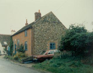 Little Snoring Primitive Methodist chapel | Keith Guyler 1987