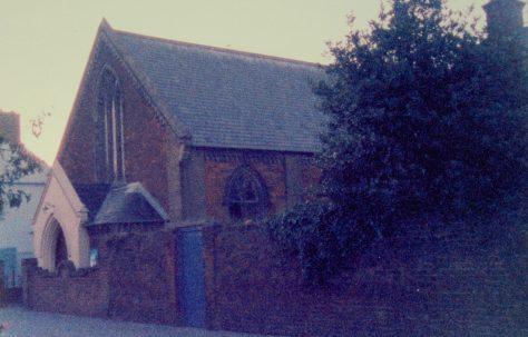 Wells-next-the-sea Primitive Methodist chapel
