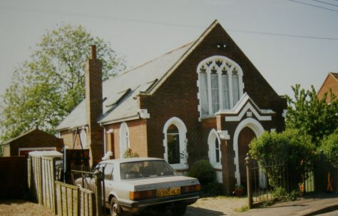 Billingford Primitive Methodist chapels