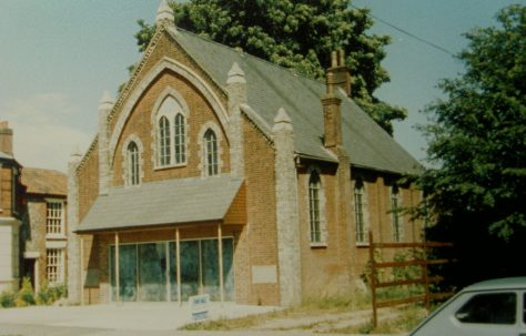 East Dereham Primitive Methodist Church