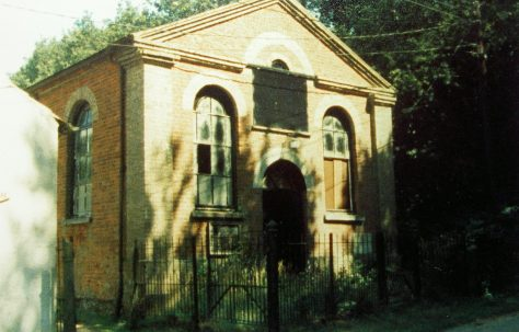 Elsing Primitive Methodist chapel
