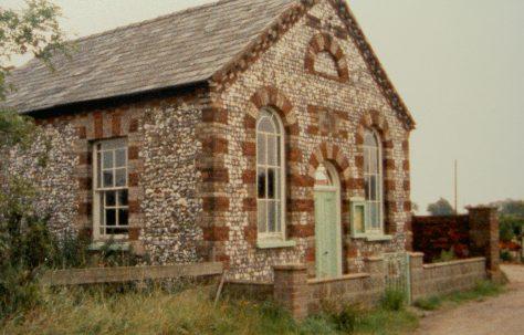 Great Dunham Primitive Methodist chapel