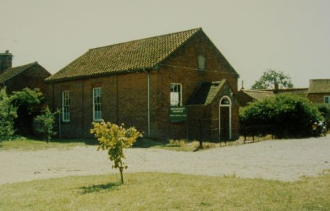 Lyng Primitive Methodist chapel