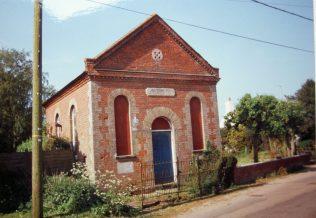 Mileham Primitive Methodist chapel | Keith Guyler 1998