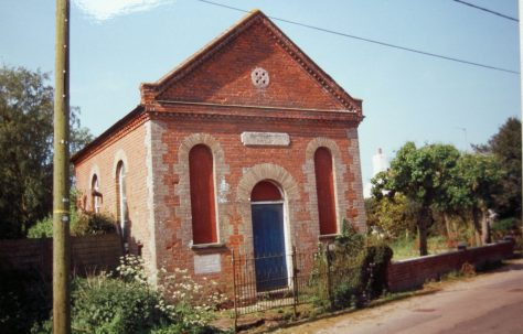 Mileham Primitive Methodist chapel