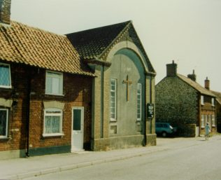 North Elmham Primitive Methodist chapel | Keith Guyler 1987