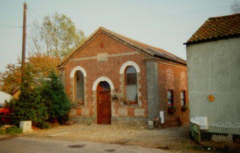 North Pickenham Primitive Methodist chapel