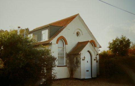 Runhall Primitive Methodist chapel