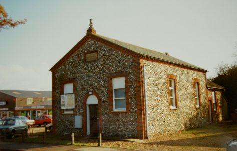 Shipdham East End Primitive Methodist chapel