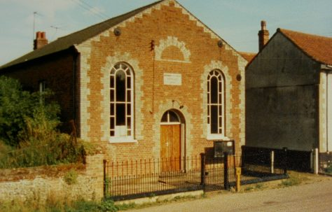 Sporle Ebenezer Primitive Methodist