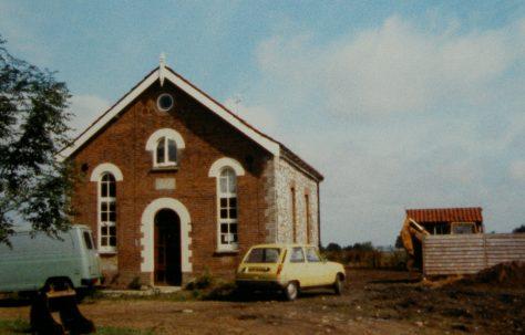 Weasenham  Primitive Methodist chapel