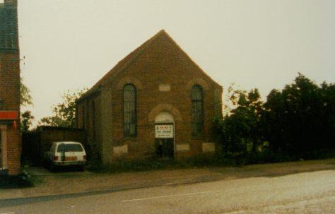 Wendling Primitive Methodist chapel