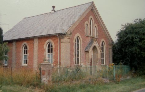 West Acre Jubilee Primitive Methodist chapel