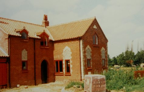 Westfield Primitive Methodist chapel