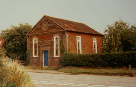 Whinburgh Primitive Methodist chapel