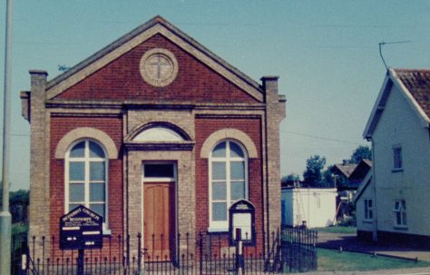 Besthorpe Primitive Methodist chapel