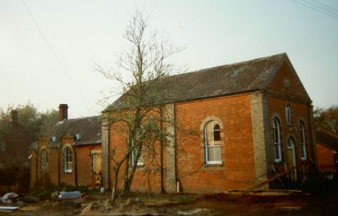 Carbrooke Primitive Methodist chapel