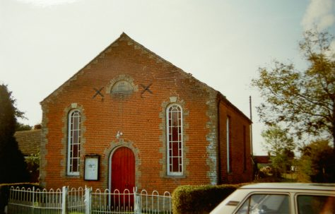 Cranworth Primitive Methodist chapel