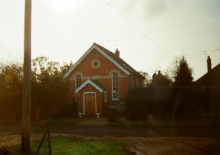 East Bradenham Primitive Methodist chapel | Keith Guyler 1992