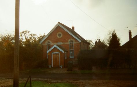 East Bradenham Primitive Methodist chapel