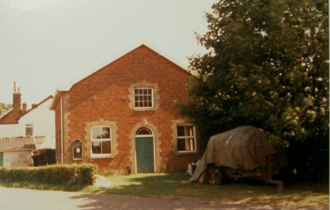 Great Ellingham Primitive Methodist chapel