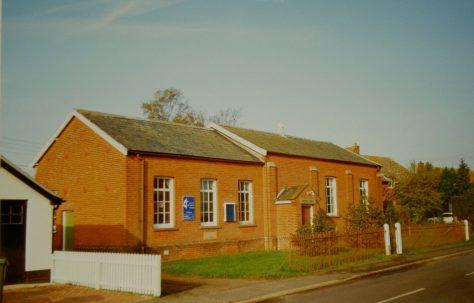 Great Hockham Primitive Methodist chapel