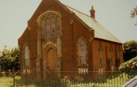 Hardingham Centenary Primitive Methodist chapel
