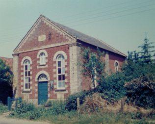 Old Buckenham Primitive Methodist chapel 1871 | Keith Guyler 1986