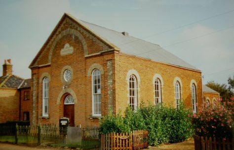 Saham Hills Primitive Methodist chapel