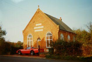 Scoulton Centenary Primitive Methodist chapel | Keith Guyler 1992
