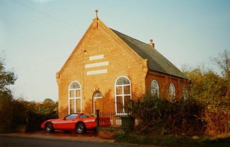Scoulton Centenary Primitive Methodist chapel
