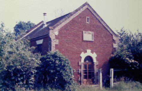 Silfield Primitive Methodist chapel