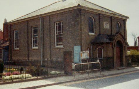 Watton Primitive Methodist chapels
