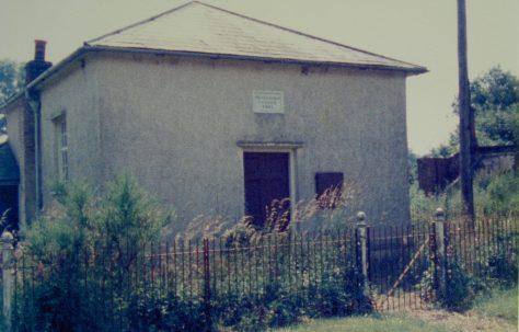 Wilby Primitive Methodist chapel
