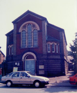 Wymondham Primitive Methodist chapel | Keith Guyler 1986