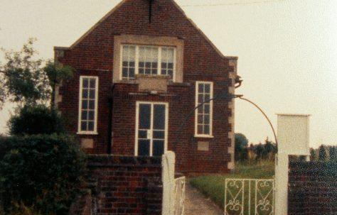 Great Cressingham Primitive Methodist chapel