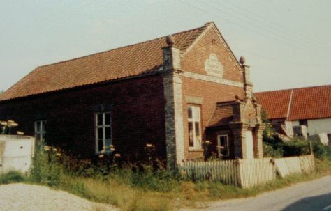 Banham Primitive Methodist chapel