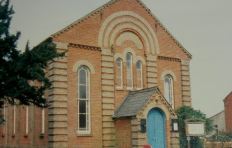 Metfield Primitive Methodist chapel